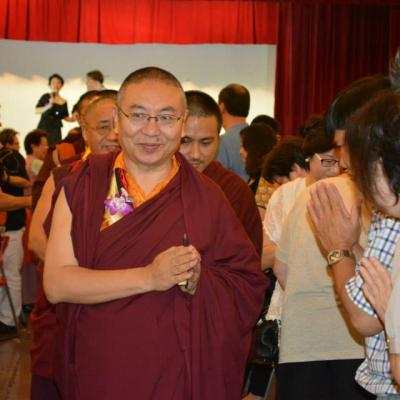 Shangpa Rinpoche's 53rd BD Dinner
